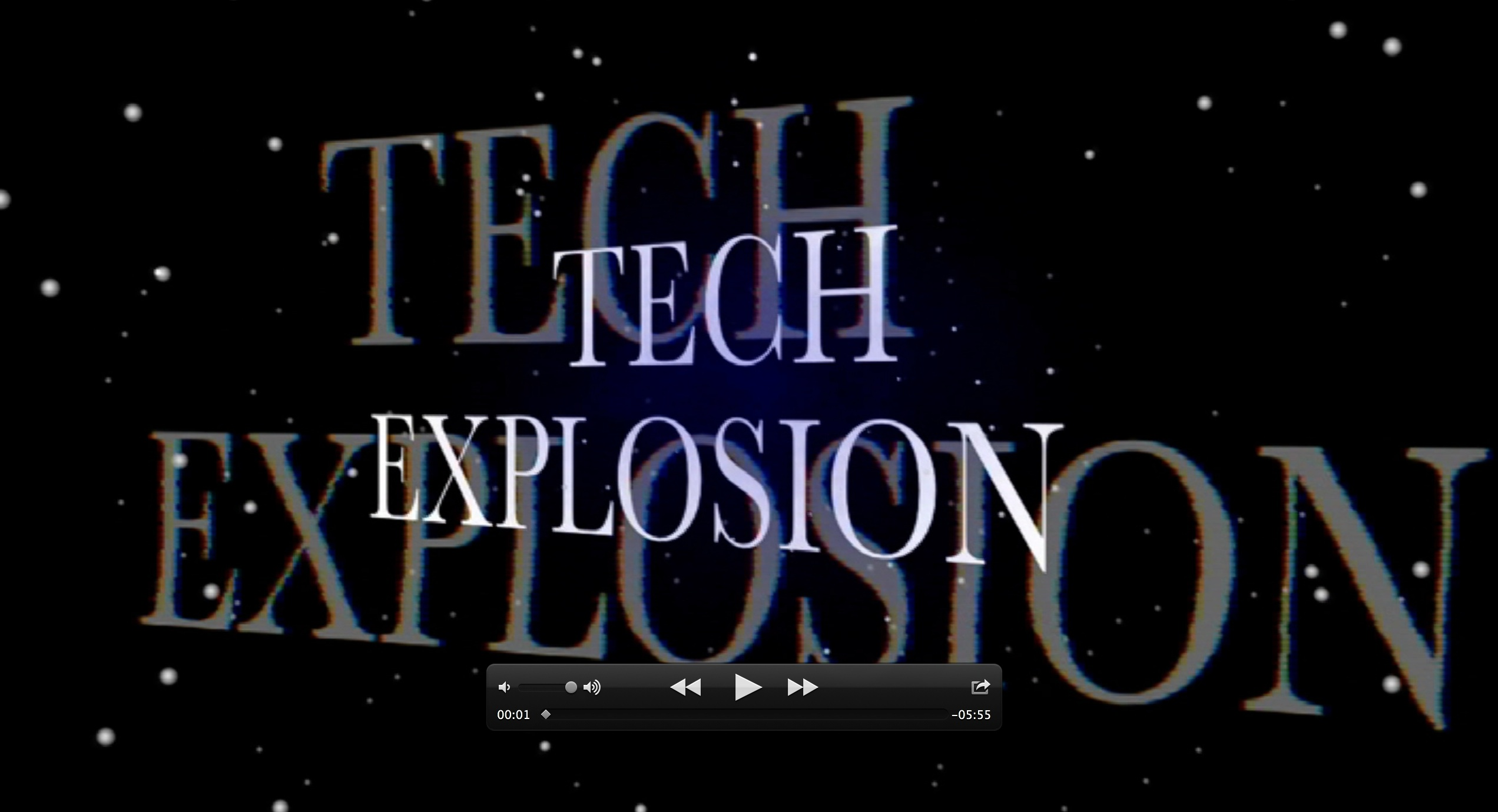 Check out the Tech Explosion Preview
