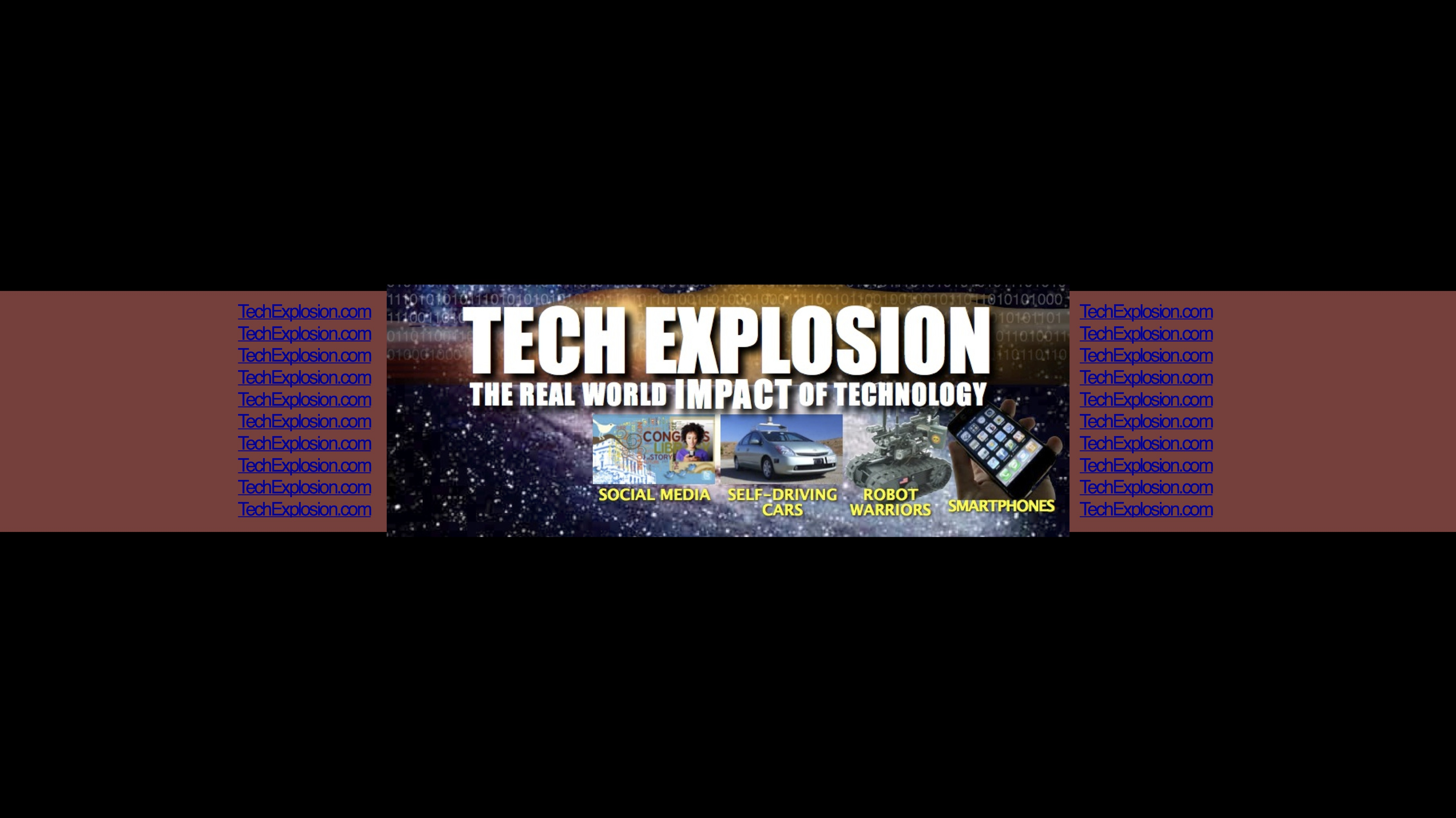 Tech Explosion Youtube Channel