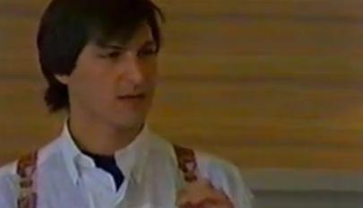 Steve Jobs Old Still