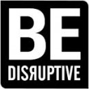 Be Disruptive logo
