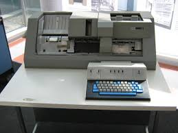 IBM Punchcard Machine