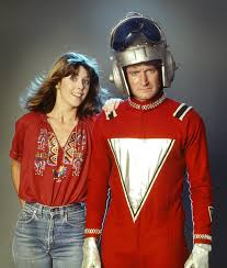 "Robin Williams as ""Mork"" in TV's ""Mork and Mindy"""