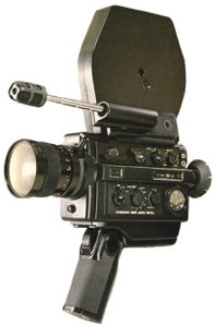 The Sankyo XL 600S with the Dreaded 200ft. Film Magazine