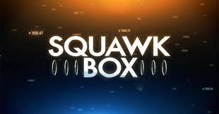 CNBC Squawk Box Logo
