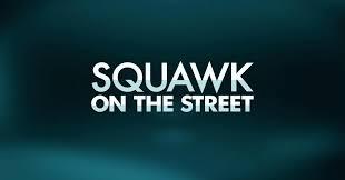 CNBC Squawk On The Street Logo